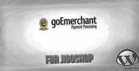 Gateway goemerchant for jigoshop
