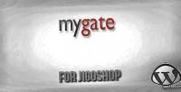 Gateway mygate for jigoshop