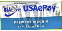 Payment usaepay jigoshop for gateway