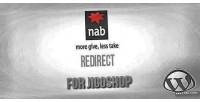 Redirect nabtransact jigoshop for gateway
