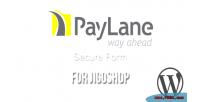 Secure paylane form jigoshop for gateway