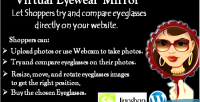 Virtual eyewear try on plugin jigoshop