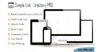 Link simple directory pro