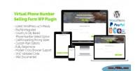 Phone virtual number plugin selling wordpress form