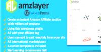 Wp amzlayer plugin builder amazon sites affiliate