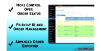 Order advanced marketpress for management