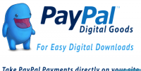Paypal digital goods for downloads digital easy