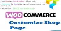 Shop customize page composer visual for