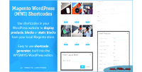 Shortcodes mwi for wordpress