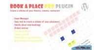 A book place plugin wordpress pro