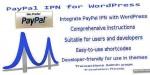 Ipn paypal for wordpress
