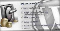 Wpdeposit