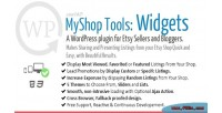 Tools widgets wp plugin sellers etsy for tools