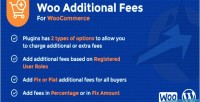 Additional woo fees