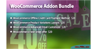 Addon woocommerce bundle