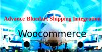 Advance woocommerce bluedart plugin integration shipping