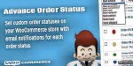 Advance woocommerce order status