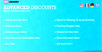 Advanced woocommerce discounts