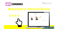 Advanced woocommerce review
