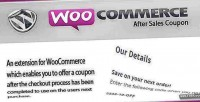 After woocommerce sales coupon