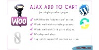 Ajax woocommerce cart to add