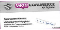 Ajax woocommerce pagination