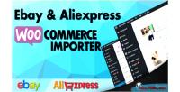 Aliexpress ebay woocommerce importer