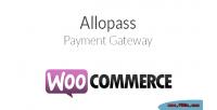 Allopass woocommerce payment gateway