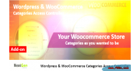 And woocommerce wp addon controller category