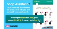 Assistant shop for woocommerce
