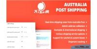 Australia woocommerce post shipping