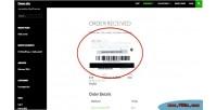 Auto send virtual keycard codes image products