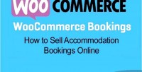 Booking woocommerce sell products for