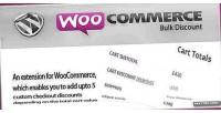 Bulk woocommerce discounts