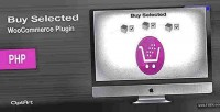 Buy woocommerce selected button