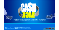 Cash woocommerce back program reward credit
