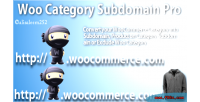 Category woocommerce subdomain pro