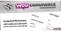 Checkout woocommerce discounts