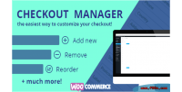 Checkout woocommerce manager