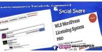 Commenter facebook social woocommerce for share