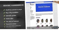 Commerce social plugin facebook woocommerce