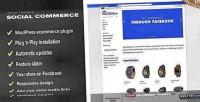 Commerce social plugin facebook woocommerce