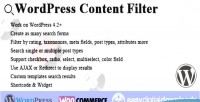 Content wordpress filter