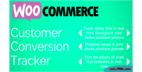 Conversion customer tracker