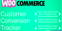 Conversion customer tracker