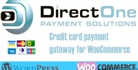 Credit directone card woocommerce for gateway