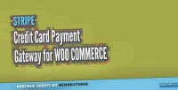 Credit stripe card woocommerce for gateway
