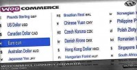 Currency woocommerce converter