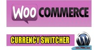 Currency woocommerce switcher