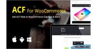 Custom advanced woocommerce for fields
